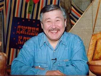 Кубатбек Байболов. Фото с сайта baibolov.kg