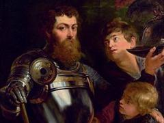 Полотно Рубенса из коллекции семьи принцессы Дианы продано на Christie's