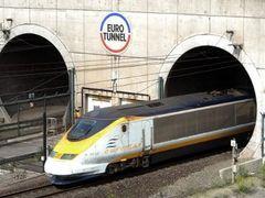 Eurostar закрыла железную дорогу между Лондоном и Парижем
