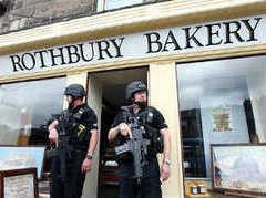 """В Великобритании застрелился """"охотник на полицейских"""""""