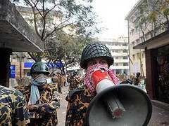 В причастности к мятежу бангладешских пограничников обвинили 824 человека