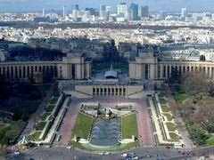 В Париже пострадали 12 футбольных болельщиков