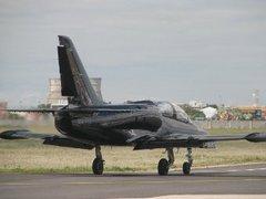 Разбился учебный самолет L-39 ВВС Чехии