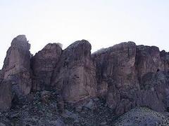В штате Аризона пропали трое искателей сокровищ