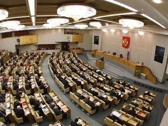 Заседание Госдумы. Фото ©AFP