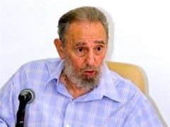 Фидель Кастро появился на публике третий раз за неделю