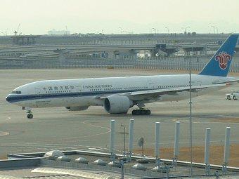 В Китае из-за ложного сообщения о бомбе экстренно сел самолет
