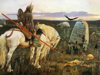 Эскиз Васнецова украден у коллекционера в Петербурге