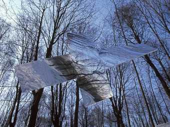 Третьяковская галерея получила в подарок серию снежных фотографий