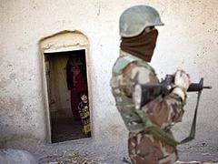 Силы безопасности Афганистана получат самостоятельность в 2014 году