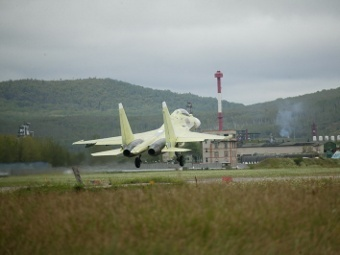 Су-30МК2. Фото с сайта knaapo.ru