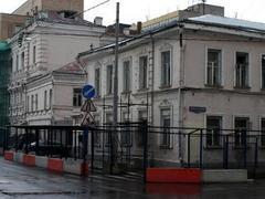 """""""Архнадзор"""" заблокировал строительные работы в центре Москвы"""