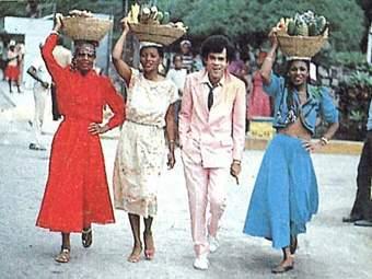 Boney M, фото с сайта Мэйзи Уильямс