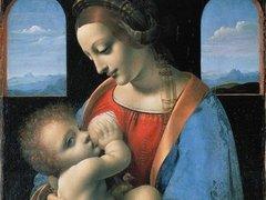 Лондонская выставка поставит рекорд по числу картин Леонардо да Винчи
