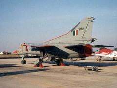 В Индии разбился МиГ-27
