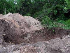 У мексиканской мусорной свалки нашли 51 труп