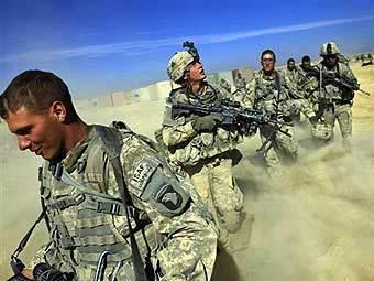 Американские военнослужащие в Афганистане. Фото ©AFP