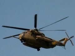 В Румынии разбился вертолет с израильскими пилотами