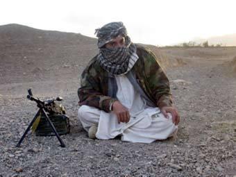 Талибы захватили самолет НАТО