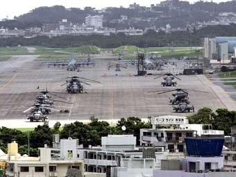 Токио обязали заплатить за шум от военной базы США на Окинаве