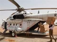 Командир экипажа задержанного в Судане Ми-8 освобожден