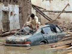 В пострадавшем от наводнения Пакистане вспыхнула холера