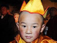 В Тибете интронизировали живого Будду