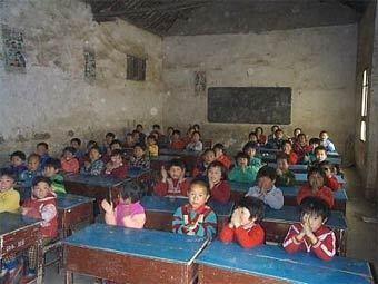 Китаец зарезал троих воспитанников детского сада