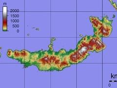 В Папуа - Новой Гвинее произошло землетрясение магнитудой 7,0