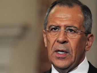 Министр иностранных дел РФ Сергей Лавров. Фото ©AFP