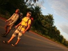 Британец приблизился к завершению первого пешего путешествия вдоль Амазонки