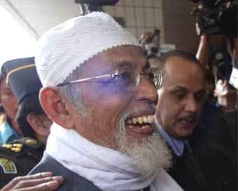 """В Индонезии арестован духовный лидер """"Джемаа Исламия"""""""