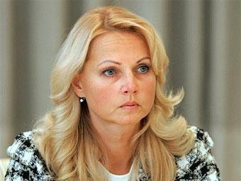Татьяна Голикова. Фото ©AFP