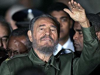 Фидель Кастро впервые за четыре года выступил в парламенте