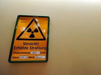 В Берлине под землей нашли цезий-137 Picture