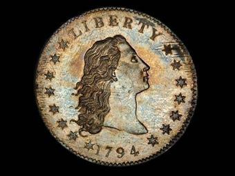 1 доллар 1794года