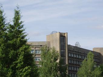 Здание академии ФСО. Фото с сайта             oreltv.ru