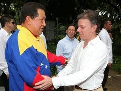 Колумбия и Венесуэла возобновили дипломатические отношения