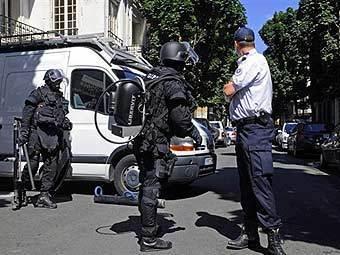 Французские полицейские. Фото ©AFP
