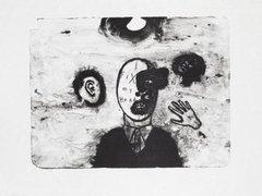 Во Франции открылась выставка литографий Дэвида Линча