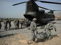 Потери коалиции в Афганистане превысили 2000 человек