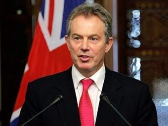 Тони Блэр отдаст гонорар за свою книгу раненым солдатам