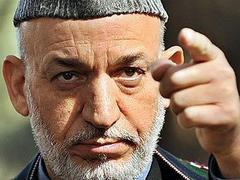 Карзай решил выгнать из Афганистана частных охранников