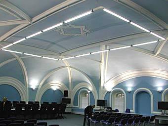 Конференц-зал в здании управделами президента. Фото с сайта viskom.ru