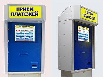 Платежные терминалы. Фото с сайта nikaplat.ru