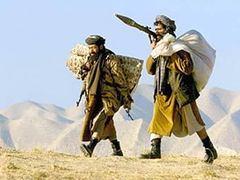 В столкновении с афганскими талибами погибли 30 охранников