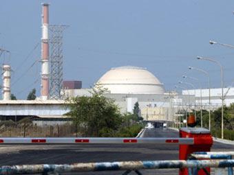 АЭС в Бушере. Фото ©AFP