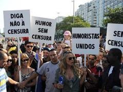 Бразильские юмористы потребовали снять запрет на политические шутки