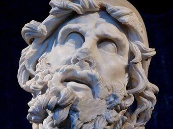 Скульптурная голова Одиссея. Фото Jastrow