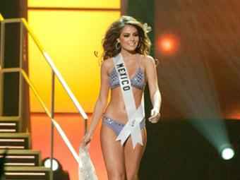 """На конкурсе """"Мисс Вселенная - 2010"""" победила участница из Мексики"""